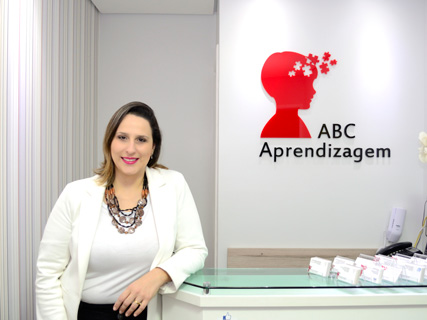 Patrícia Sorrentino - Psicopedagoga - ABC Aprendizagem