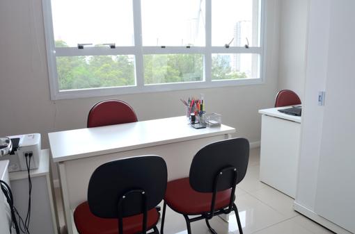 Consultório ABC Aprendizagem - Centro Psicopedagógico Interdisciplinar em Santo André - Sala Elisiane Miranda
